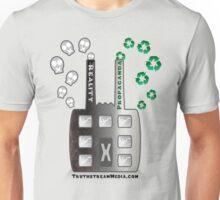 End the Ecodelusion Unisex T-Shirt