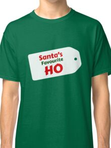 Santa's Favourite Ho Classic T-Shirt