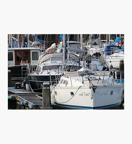 The Recreational Harbor II Photographic Print