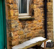 Icicles  by Paul Thompson Photography