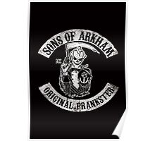 Sons Of Arkham STICKER, PRINT, I PAD, PHONE Poster