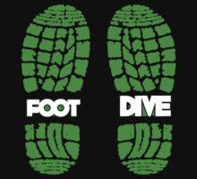 Doom footdive by Keith Stephens