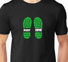 Doom footdive Unisex T-Shirt