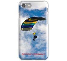 SKYDIVE CORNWALL iPhone Case/Skin