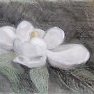 Southern Magnolia by Angela Micheli Otwell