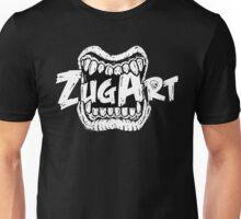 ZugArt Logo BW Unisex T-Shirt