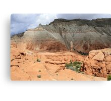 Kodachrome State Park,Utah USA Canvas Print