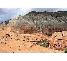 Kodachrome State Park,Utah USA Photographic Print