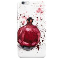 Pomegranate Evening iPhone Case/Skin