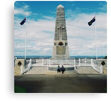 ANZAC Memorial Canvas Print