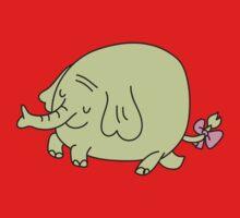 E for Elephant Kids Clothes