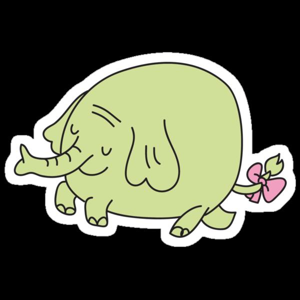 E for Elephant by gillianjaplit