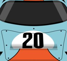 917 #20 Racing Livery Sticker