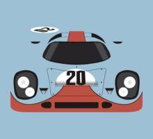 917 #20 Racing Livery Baby Tee