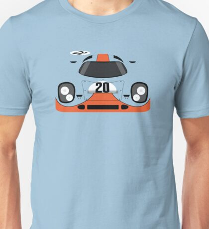 917 #20 Racing Livery Unisex T-Shirt