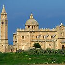 Ta&#x27; Pinu Basilica by fajjenzu