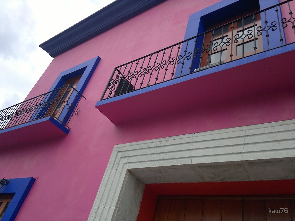 Colours in Mexico by kaw76