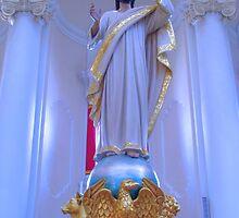 Cristo Re by fajjenzu