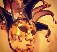 Venetian Mask by Juliette Ryan