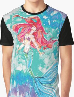 Ariel Graphic T-Shirt