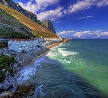 Both Worlds Gibraltar by manateevoyager