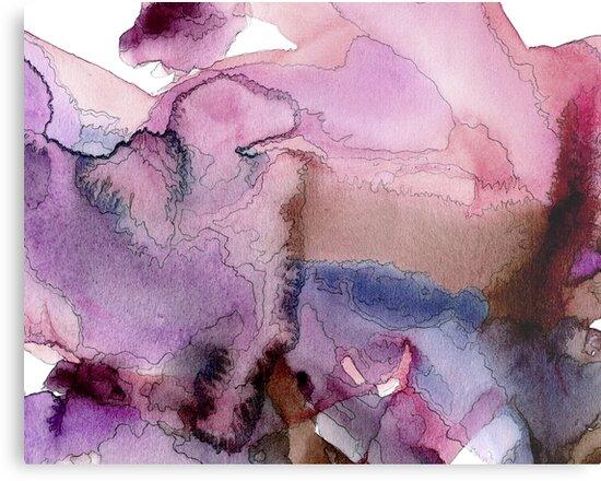 Clouds into Water 1 by Tara Burkhardt