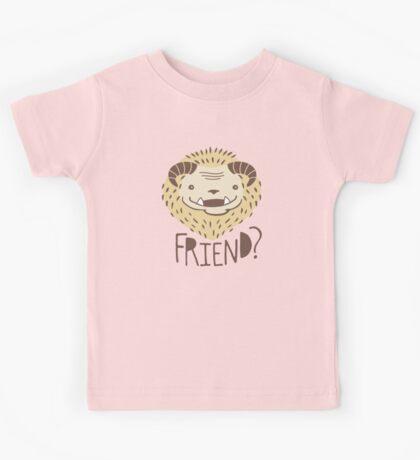 Friendly Beast Kids Tee