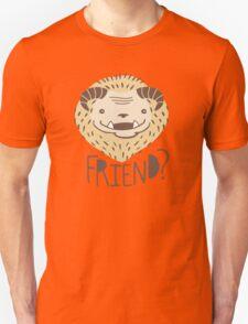 Friendly Beast Unisex T-Shirt