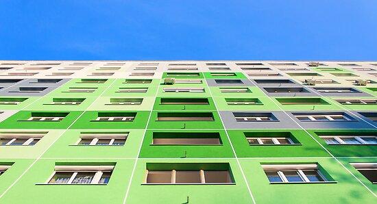 Housing by Balint Takacs