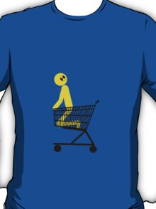 Crash Test Dummy - Gone Shopping! T-Shirt