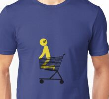 Crash Test Dummy - Gone Shopping! Unisex T-Shirt