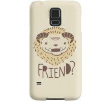 Friendly Beast Samsung Galaxy Case/Skin