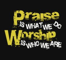 Praise v. Worship by ReachOne