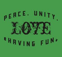 Peace. Unity. Love & Having Fun | Zulu Nation Shirt | Fresh Threads by FreshThreadShop
