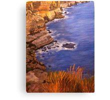 Great Australian Bight Canvas Print