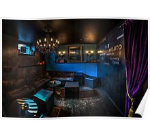 La Dee Da Bar - Smoking Lounge Poster