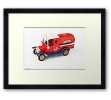 Lledo Walkers Framed Print
