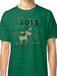 Happy Birthday Canada 2013 Classic T-Shirt