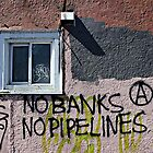 Anarchistic Slogans © by Ethna Gillespie