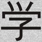 Chinese Symbol- Knowledge by cadellin