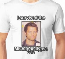 I survived the Mishapocalypse Unisex T-Shirt