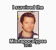 I survived the Mishapocalypse Unisex T-Shirt