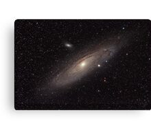 The Andromeda Galaxy - M31 Canvas Print