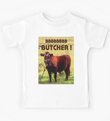 BUTCHER Kids Tee