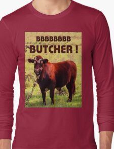 BUTCHER Long Sleeve T-Shirt