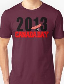 Canada Day 2013 Unisex T-Shirt