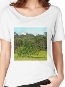 Fruit tree on a rural property Women's Relaxed Fit T-Shirt
