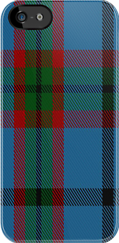 01539 All As One Tartan Fabric Print Iphone Case by Detnecs2013