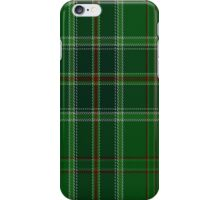 01542 All Ireland Green District Tartan Fabric Print Iphone Case iPhone Case/Skin