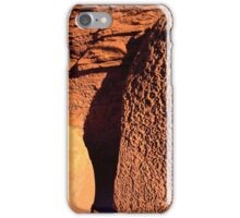 martian rocks(?) iPhone Case/Skin